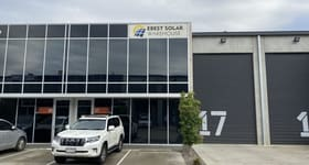 Factory, Warehouse & Industrial commercial property for lease at Unit 17/21-35 Ricketts Rd Mount Waverley VIC 3149