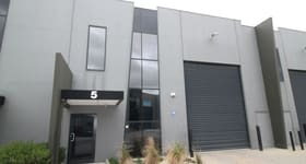 Factory, Warehouse & Industrial commercial property leased at Unit 5/7-8 Len Thomas Place Narre Warren VIC 3805