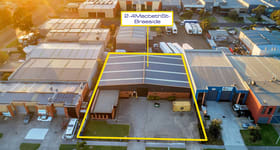Factory, Warehouse & Industrial commercial property for lease at 2-4 Macbeth Street Braeside VIC 3195