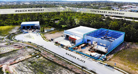 Factory, Warehouse & Industrial commercial property for lease at 59 Nashos Place Wacol QLD 4076