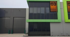 Factory, Warehouse & Industrial commercial property for lease at 3/27 Graystone Crt Epping VIC 3076