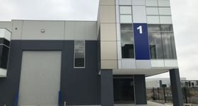 Factory, Warehouse & Industrial commercial property for lease at 1/3 Katz Way Somerton VIC 3062