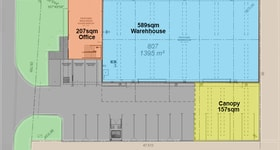Factory, Warehouse & Industrial commercial property for lease at 105 Excellence Drive Wangara WA 6065