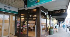 Shop & Retail commercial property for lease at 4/83 York Street Launceston TAS 7250