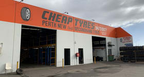 Factory, Warehouse & Industrial commercial property for sale at 3/23 Wotton St Bayswater WA 6053