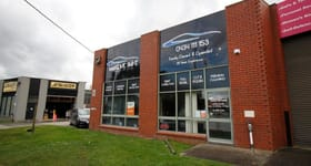Factory, Warehouse & Industrial commercial property for lease at 1/6 Holloway Drive Bayswater VIC 3153