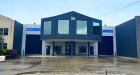 Factory, Warehouse & Industrial commercial property for lease at 36 Assembly Drive Tullamarine VIC 3043