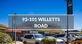 Shop & Retail commercial property for lease at 93-101 Willetts Road Mackay QLD 4740