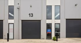 Factory, Warehouse & Industrial commercial property for lease at Unit 13/40-52 McArthurs Road Altona North VIC 3025
