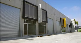 Factory, Warehouse & Industrial commercial property for lease at 7/52 Wirraway Drive Port Melbourne VIC 3207