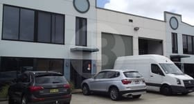 Factory, Warehouse & Industrial commercial property for lease at 16/159 ARTHUR STREET Homebush NSW 2140