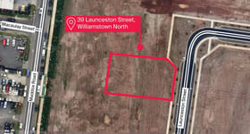Development / Land commercial property for lease at Hardstand/39 Launceston Street Williamstown VIC 3016