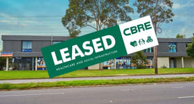 Medical / Consulting commercial property leased at 533 Blackburn Road Mount Waverley VIC 3149