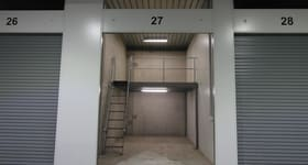 Factory, Warehouse & Industrial commercial property for lease at Unit 27/26 Meta Street Caringbah NSW 2229