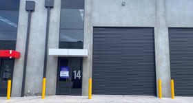 Factory, Warehouse & Industrial commercial property for lease at 14/16 Dunstans Court Thomastown VIC 3074