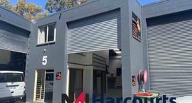 Factory, Warehouse & Industrial commercial property leased at 5/6 Barnett Place Molendinar QLD 4214