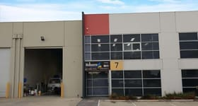 Factory, Warehouse & Industrial commercial property for lease at 7/44 Mahoneys Road Thomastown VIC 3074