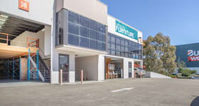 Factory, Warehouse & Industrial commercial property for lease at 36/9 Salisbury Road Castle Hill NSW 2154