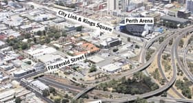Development / Land commercial property sold at 482-484 Newcastle Street West Perth WA 6005