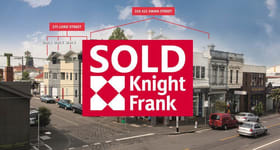 Offices commercial property sold at 319-321 Swan Street & 175 Lord Street Richmond VIC 3121