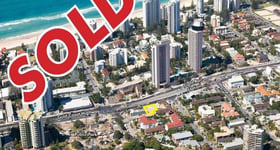 Development / Land commercial property sold at 2830 Gold Coast Highway Surfers Paradise QLD 4217