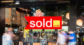 Showrooms / Bulky Goods commercial property sold at 31 A'Beckett Street Melbourne VIC 3000