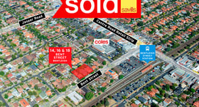 Development / Land commercial property sold at 14, 16 & 18 Bent Street Bentleigh VIC 3204