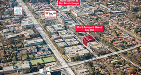 Offices commercial property sold at Prospect Street 37-41 Box Hill VIC 3128