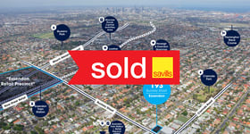 Development / Land commercial property sold at 193 Buckley Street Essendon VIC 3040