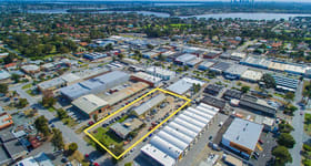 Factory, Warehouse & Industrial commercial property sold at 12 Whyalla Street Willetton WA 6155