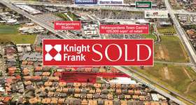 Development / Land commercial property sold at 342 Sydenham Road Sydenham VIC 3037