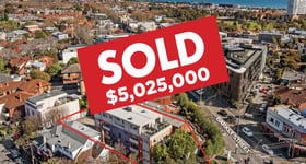 Development / Land commercial property sold at 35 Carlisle Street St Kilda VIC 3182