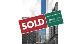 Shop & Retail commercial property sold at 490 Flinders Street Melbourne VIC 3000