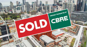 Development / Land commercial property sold at 355 Spencer Street, 371 Spencer Street, 102 Jeffcott Street & 83-133 Batman Street West Melbourne VIC 3003