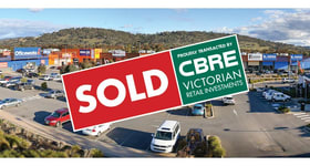 Shop & Retail commercial property sold at 285 Victoria Cross Parade Wodonga VIC 3690