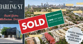 Shop & Retail commercial property sold at 32 Darling Street South Yarra VIC 3141
