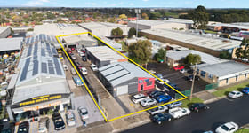 Factory, Warehouse & Industrial commercial property sold at 1-4/22 Graham Road Clayton South VIC 3169