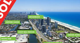 Development / Land commercial property sold at 51 Peerless Avenue Mermaid Beach QLD 4218