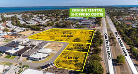 Development / Land commercial property sold at Corner Old Coast Road & Oakleigh Drive Mandurah WA 6210