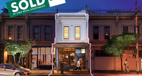 Shop & Retail commercial property sold at 79 Gertrude Street Fitzroy VIC 3065