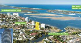 Development / Land commercial property sold at 10 Robert Street Labrador QLD 4215