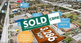 Development / Land commercial property sold at 4, 4A & 5 Douglas Grove Frankston VIC 3199