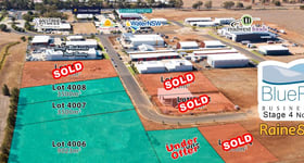 Industrial / Warehouse commercial property for sale at Lots 4001-4008 Asset Way Dubbo NSW 2830
