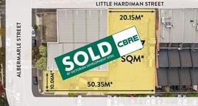 Development / Land commercial property sold at 51-61 Hardiman Street Kensington VIC 3031