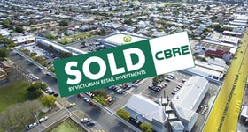 Shop & Retail commercial property sold at PAKINGTON STRAND SHOPPING CENT/Pakington Street 95 Geelong West VIC 3218