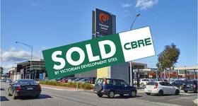 Development / Land commercial property sold at Lot AA Corner Slattery Place, Henry Street and Station Street Within Ascot Pakenham Pakenham VIC 3810