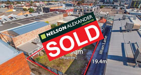 Development / Land commercial property sold at 6 Ilhan Lane Brunswick VIC 3056