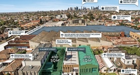 Development / Land commercial property sold at 22 & 26 Albert Street Brunswick East VIC 3057