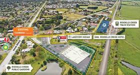 Shop & Retail commercial property sold at RIDDELLS CREEK RETAIL DEVELOPM/1-3 & 2 Station Street Riddells Creek VIC 3431