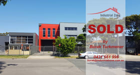 Factory, Warehouse & Industrial commercial property sold at 349 Chisholm Road Auburn NSW 2144